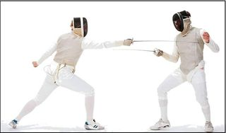 Fencing cropped
