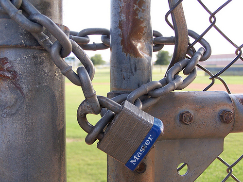 Locked steel
