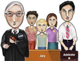 Judge Juror Arb