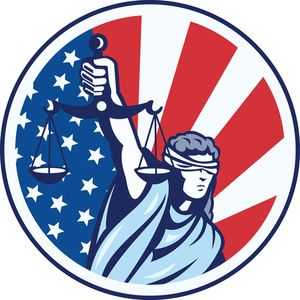 Liberty - Scales of Justice