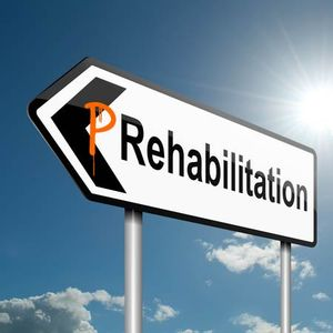 Rehabilitation Sign-01